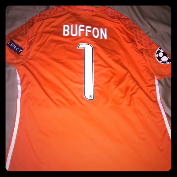 buy popular ada44 bf6f0 BUFFON Juventus Jersey size XL NWT